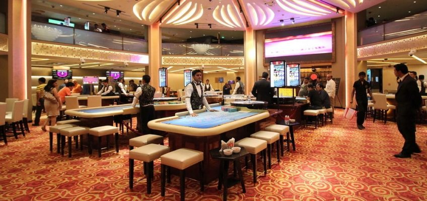What Make Gambling Don't desire You To Know
