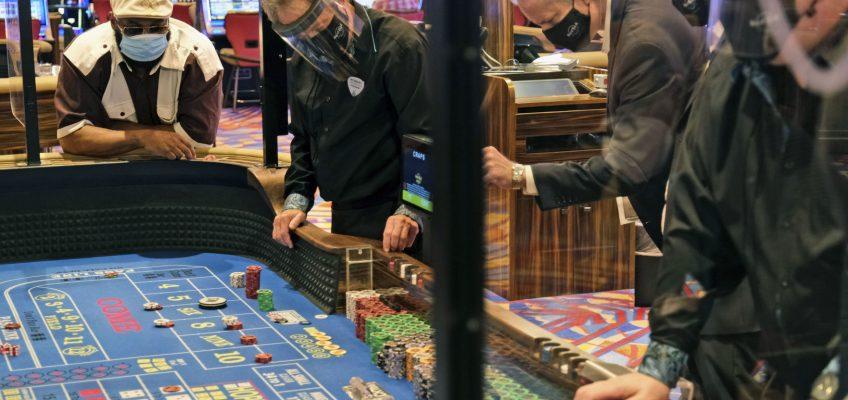 Secret Strategies To enhance Online Casino